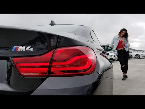 New 2018 BMW M4 / Exhaust Sound / Idrive 6.0 / BMW Review