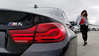 New 2018 BMW M4 / Exhaust Sound / Idrive 6.0 / BMW Review