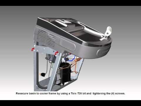 EZ Style Cooler – Adding a Bottle Filler