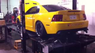 Видео Bob Kurgan tuned Mustangs at GTR Nov 9th 2012 big power street cars....! от qcklx, улица Малиновского, Курган, Россия