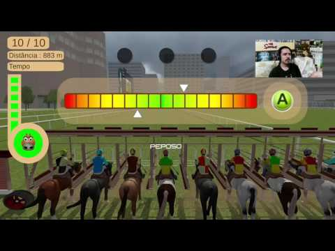 Horse Racing 2016 - Gameplay Completo - 1000G Fácil