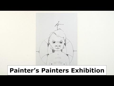 Richard Aldrich Gallery - Painter's Painters ex - Saatchi Gallery - London - December 2016