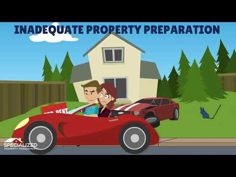 SPECIALIZED PROPERTY MANAGEMENT FORT WORTH - MOST COMMON MISTAKES