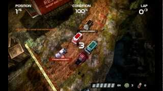 Death Rally (2012 Remake) PC Gameplay