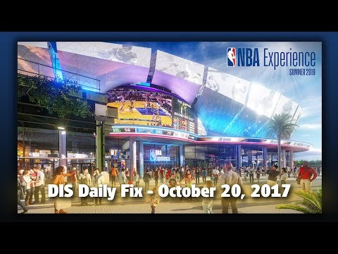 DIS Daily Fix | Your Disney News for 10/20/17