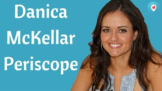 Periscope Replays: Danica McKellar At Nickelodeon