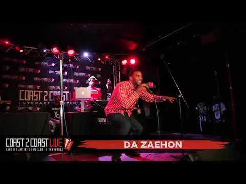 DA Zaehon (@ZaeHon) Performs at Coast 2 Coast LIVE | Jacksonville All Ages Edition 8/16/17