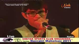 Chetak 2011 Garba  Amit Patel at AATHAM - part4