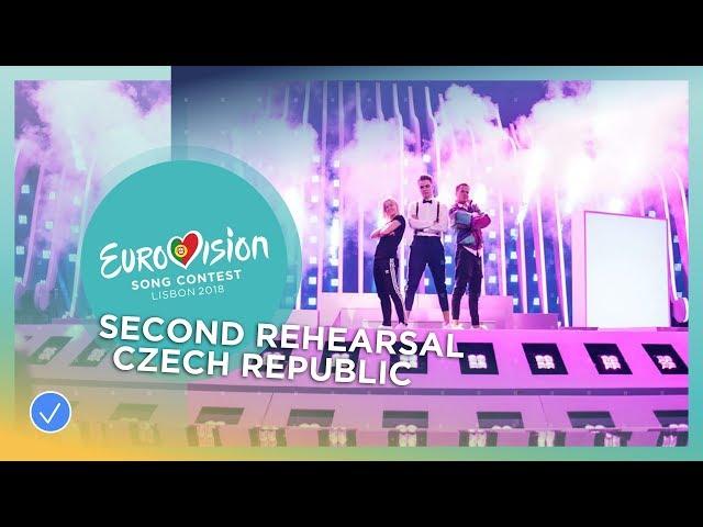 Mikolas Josef - Lie To Me - Exclusive Rehearsal Footage - Czech Republic - Eurovision 2018