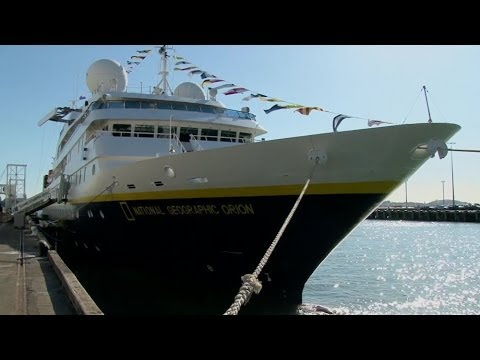 National Geographic Orion Inaugural Voyage