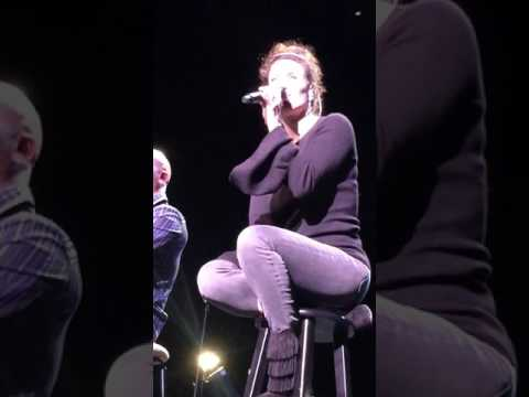 Perfect Story (w/talk before) - Idina Menzel