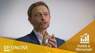 Christian Lindner reagiert schlagfertig auf Linke-Protestler