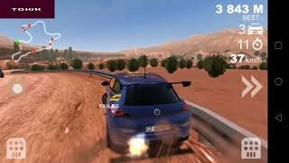 Rally Racer Unlocked : Survival Mode : Canyon [Android Game]  Youtube