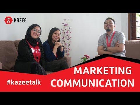 #KazeeTalk EP.13 | Marketing Communication