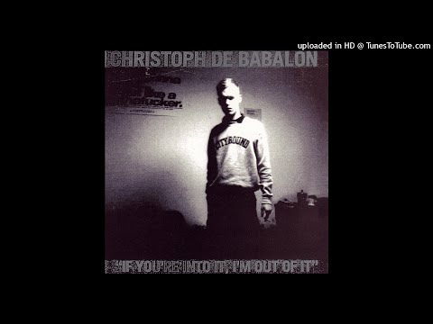 Christoph de Babalon - My Confession
