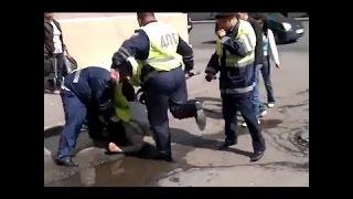 Беспредел ПОЛИЦИИ на дорогах России!!! // The lawlessness of the POLICE on the roads of Russia!!!