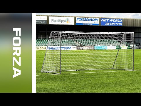 Introducing: FORZA 16 X 7 Steel42 Goal | Net World Sports