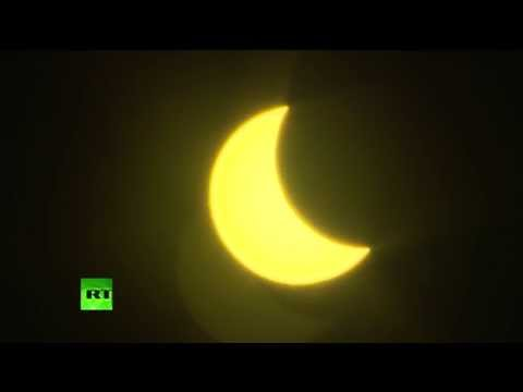 Solar Eclipse 2015 (as seen from UK, Switzerland, Norway, Russia)