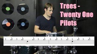 Trees Drum Tutorial - Twenty One Pilots
