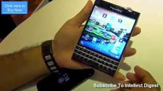 Blackberry Passport Hands On Review- Is It Worth Buying?