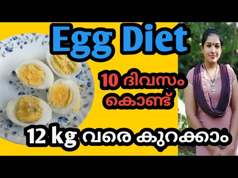 egg-diet-for-easy-weight-loss.-egg-diet-in-malayalam-!-malayalimanga-geethu
