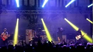 Lostprophets last show, Newport, Nov