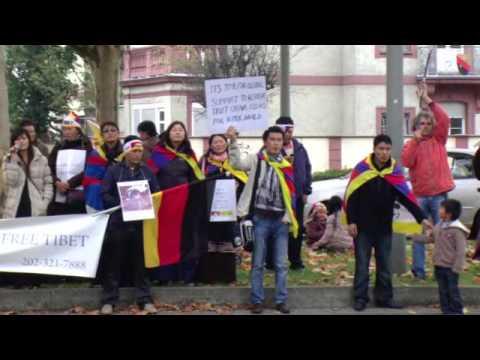Frankfurt Tibetan Community 2011