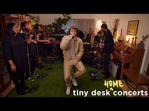 Jack Harlow: Tiny Desk (Home) Concert