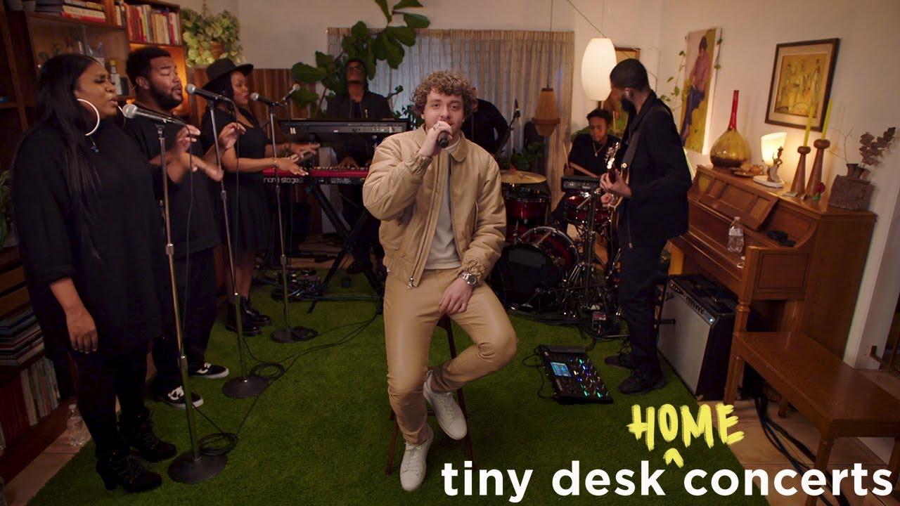 Jack Harlow Tiny Desk Concert