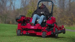 NEW, BIG and POWERFUL  - Toro® 7500-D Z Master® Zero Turn Mowers