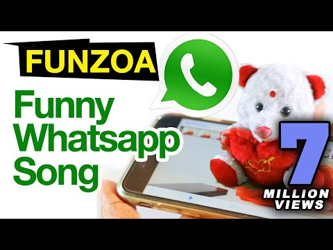 Maine Tujhe Whatsapp Kiya | Funny Whatsapp Song By Funzoa Teddy Bear| Download For Whatsapp Friends