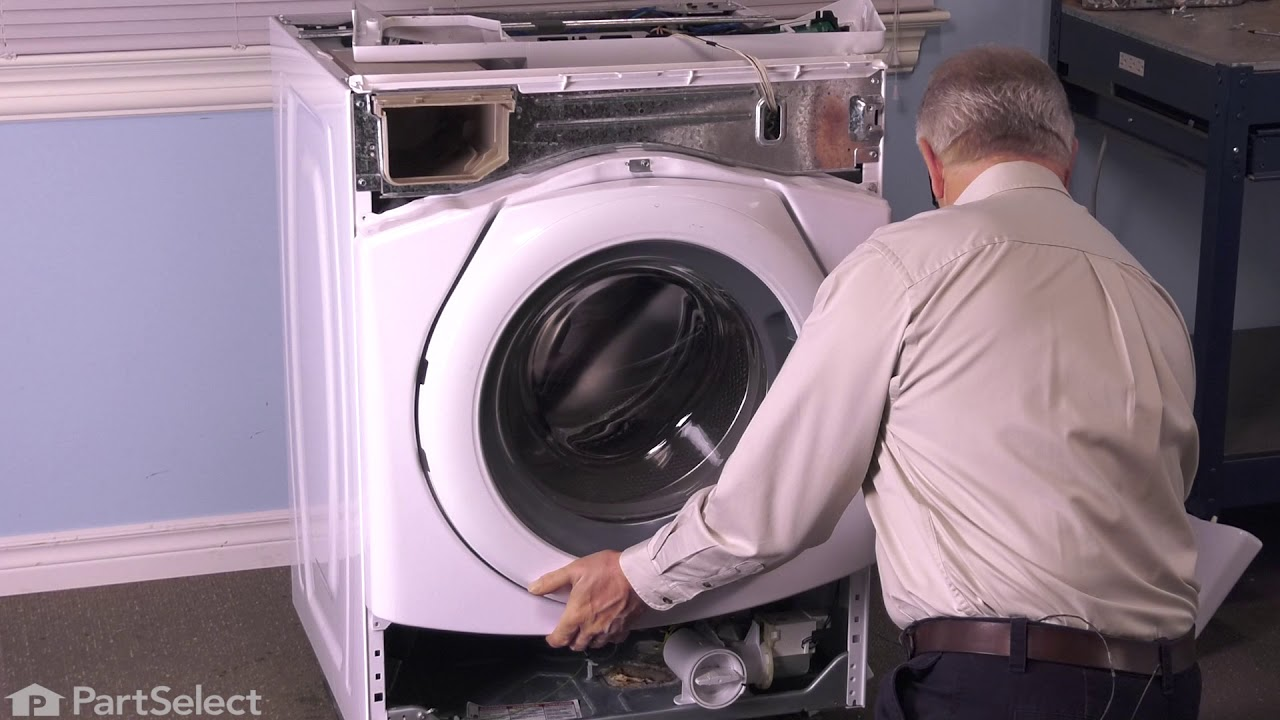 Whirlpool Washer Repair - How to Replace the Bellow (Whirlpool Part #  WPW10381562)