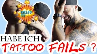 TATTOO FAIL &  Was bedeuten meine Tattoos