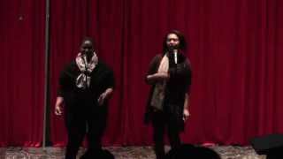 Floetry- Have Faith/Say Yes/Hey You/SupaStar (First of February ft. Irene Li @ MSU Grammys)