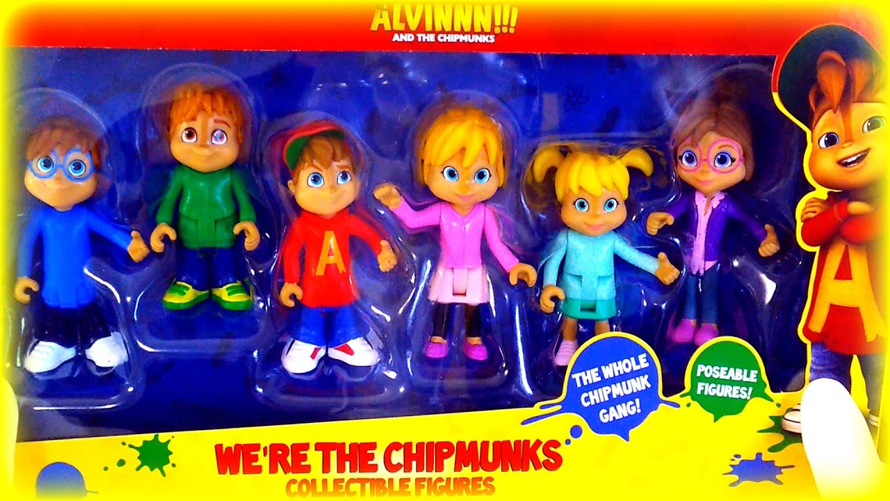 Will know, alvin 46 the chipmunks toys final