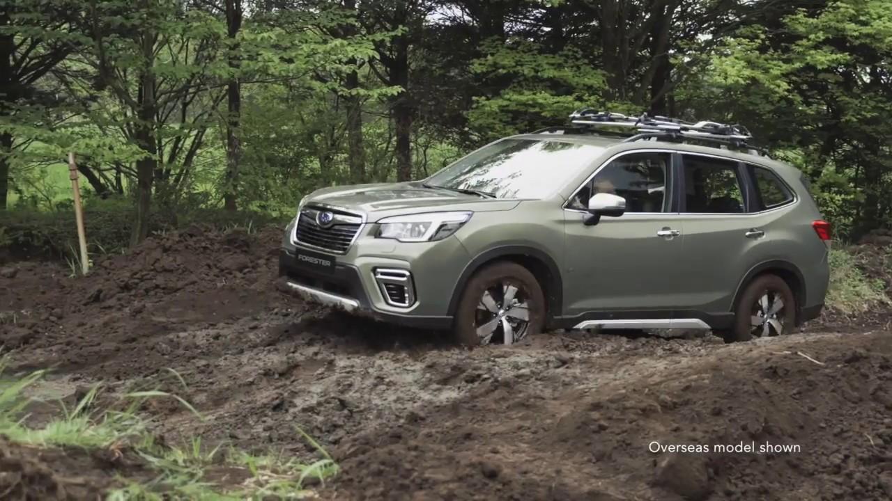 2019 Subaru Forester X Mode Youtube