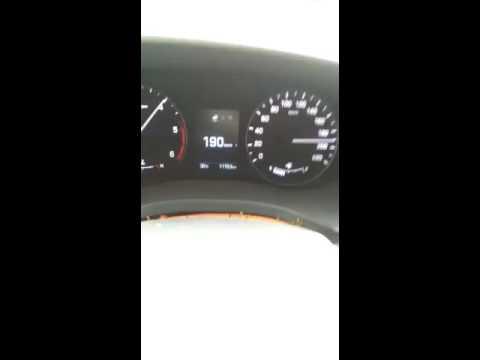 Hyundai creta top speed by sai