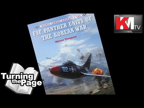 F9F PANTHER UNITS OF THE KOREAN WAR - THOMPSON, WARREN - NEW PAPERBACK BOOK