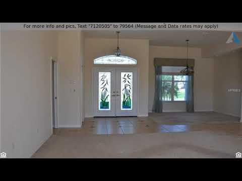 Priced at $477,000 - 3433 TRIPOLI BOULEVARD, PUNTA GORDA, FL 33950