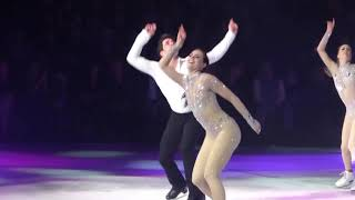 Lets Dance -  (Tessa Virtue and Scott Moir and the TTYCT ) - Scott Hamilton Cares 2018