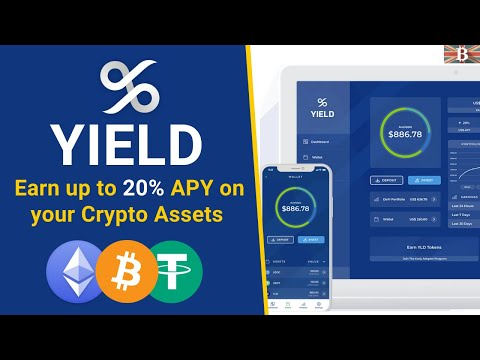 YIELD App Bitcoin Fund: Earn up to 12% APY on BTC