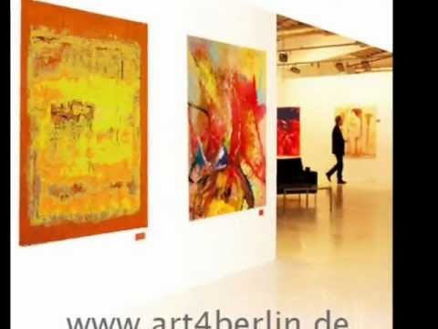 bilder kunst modern abstrakt gro formatige leinw nde malerei gem lde g nstig kaufen youtube. Black Bedroom Furniture Sets. Home Design Ideas