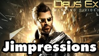 Hey look technically I dont kill anybody in this game Im the Jigsaw of Deus Ex