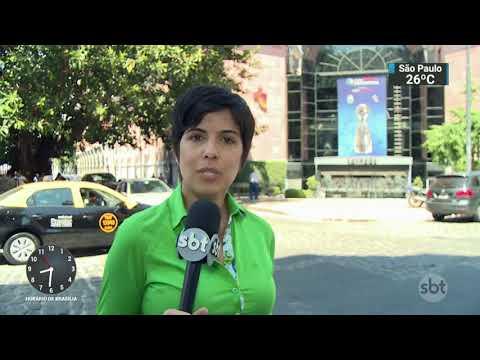 Advogado argentino suspeito de corrupção no caso FIFA é achado morto | SBT Brasil (15/11/17)