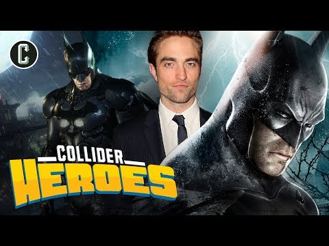 Robert Pattinson's Batman: What Can We Expect? - Heroes