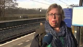 Treinverkeer Dalfsen hervat na fatale aanrijding met hoogwerker