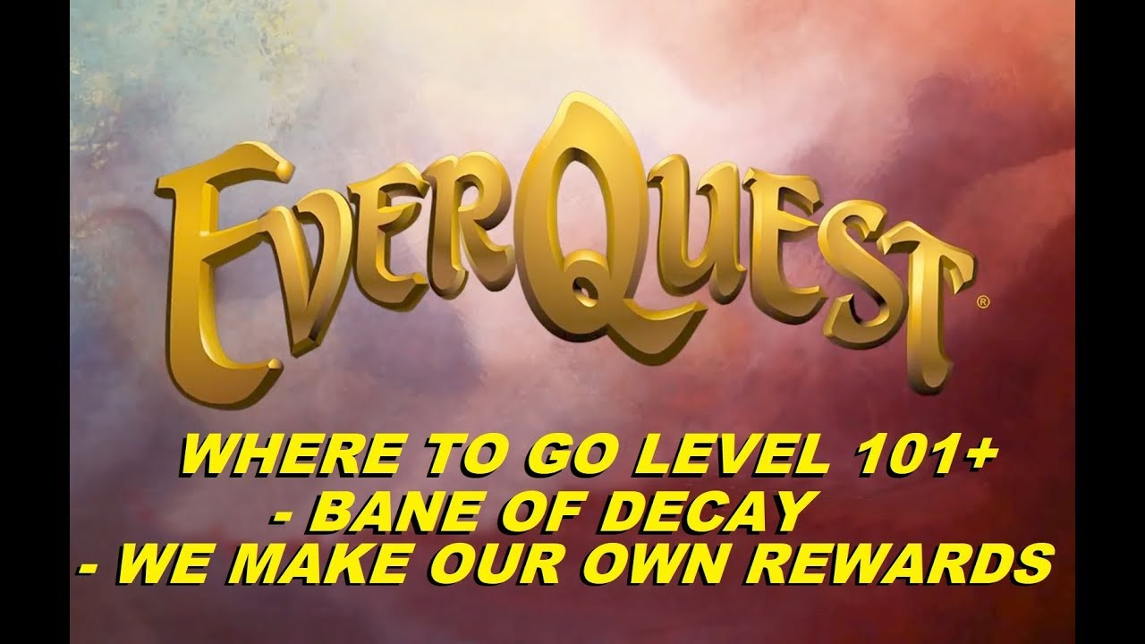 EVERQUEST LIVE - Where to go at level 101+, TBM Heroic Adventures  Bard  style! (1080p) by CM99games
