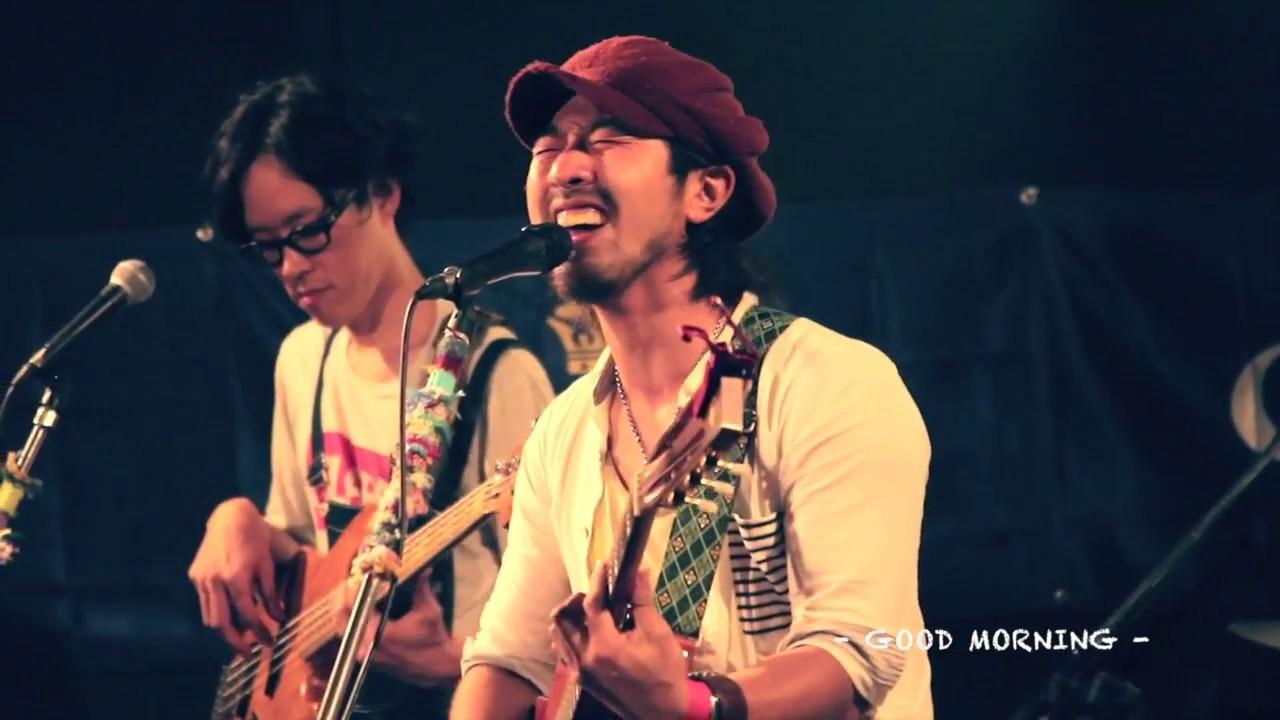 譲原ヒロユキ and The steam makers - Good morning - [LIVECLIP]