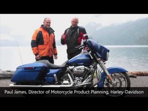 2017 Harley-Davidson Milwaukee-Eight Touring Bikes | First Ride Review