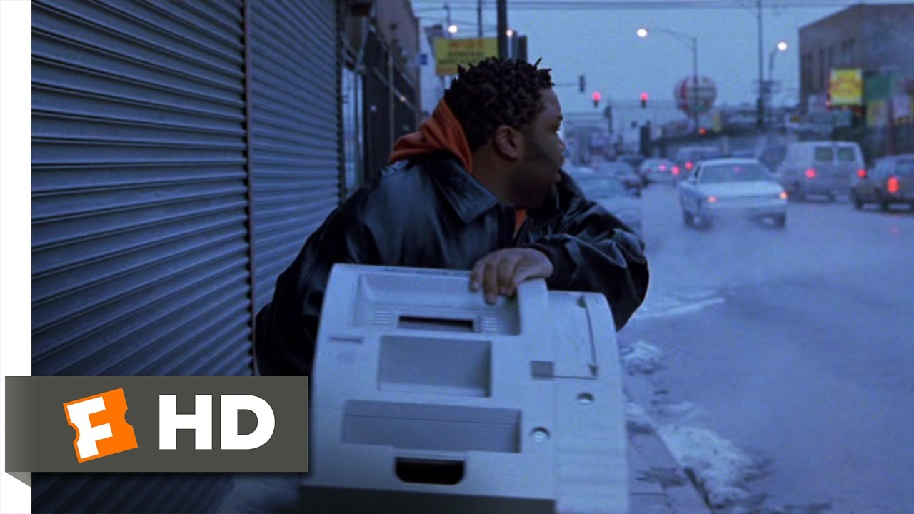 Barbershop 8 11 Movie Clip Stealing The Atm 2002 Hd